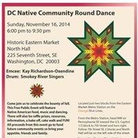 DC Native Community Round Dance