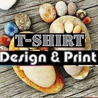 T-Shirt Design & Print