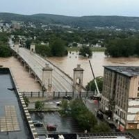 I Survived The Wyoming Valley Flood Of 2011