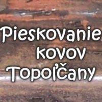 Pieskovanie kovov Topoľčany