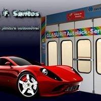 Oficina de reparação e pintura automóvel de Carlos F. Santos