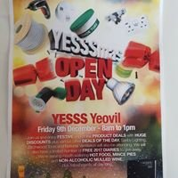 YESSS Electrical - Yeovil branch