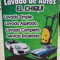"""Servicio De Lavado """"el Chiqui""""."""