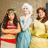 Princess & Co. - Texas Parties