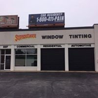 SuperDave Window Tinting