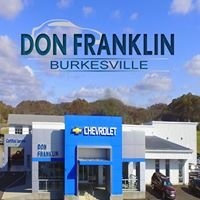 Don Franklin Burkesville Chevrolet
