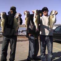 Geist Lake Fishing
