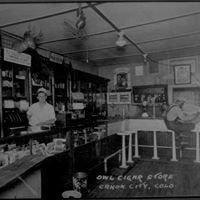 Owl Cigar Store