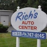 Rich's Auto Center, Inc