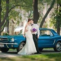 Ford Mustang pentru Evenimente
