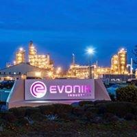 Evonik Degussa Chemical Plant