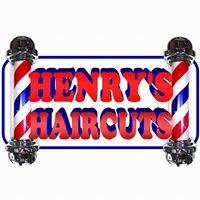 Henry's Haircuts