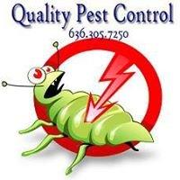 Quality PEST Control Services.