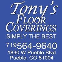 Tony's Floor Coverings, Inc.