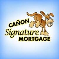 Canon Signature Mortgage