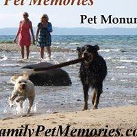 Family Pet Memories