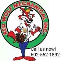 Red Wolf Mechanical Inc.