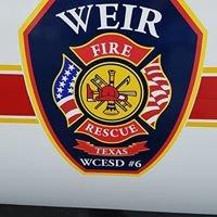 Weir Volunteer Fire Dept