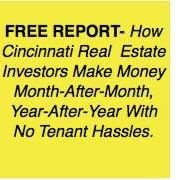 Cincinnati real estate investing and management