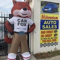 Millennium Auto Sales Inc.