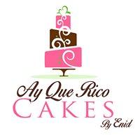 Ay Que Rico, Cakes by Enid