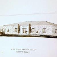Webb Shadle Memorial Library