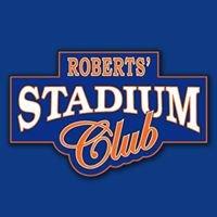 Roberts' Stadium Club