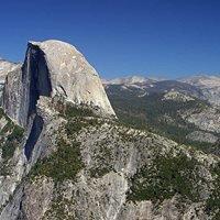 Half Dome Yosemite Natonal Park