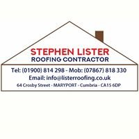 Stephen Lister - Roofing Contractor