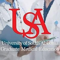 University of South Alabama Residencies and Fellowships