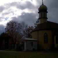 St Tikhon's Orthodox Monastery