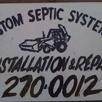 Custom Septic Systems