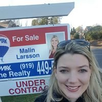 Malin Larsson -Re/max One Realty