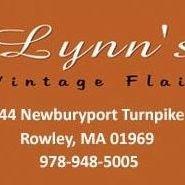 Lynn's Vintage Flair