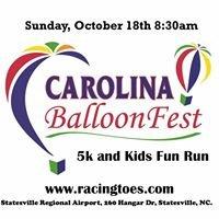 Carolina BalloonFest 5K and Kids Fun Run