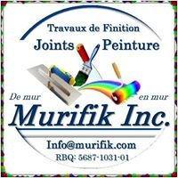 Tireur de joint, Peintre, Finition, Murifik Inc.