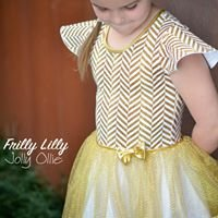Frilly Lilly . Jolly Ollie