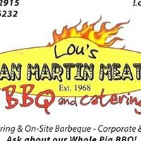 Lou's BBQ & Catering of San Martin