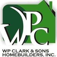 WP Clark & Sons Homebuilders, Inc.