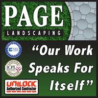 Page Landscaping