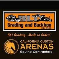 Blt Grading Inc. and California Custom Arenas