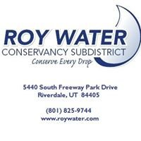 Roy Water Conservancy District