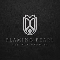 Flaming Pearl Soy Candles by Jacqui Leung