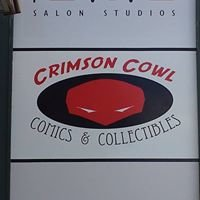 Crimson Cowl Comics and Collectibles