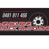 Melbourne truck rim polishing
