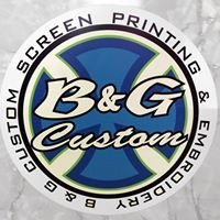 B & G Custom Screen Printing and Embroidery