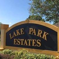 Lake Park Estates Homeowner's Associations Inc