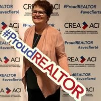 Jeanne Clive of RE/MAX Crown Real Estate