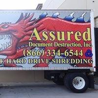 Assured Document Destruction