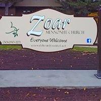 Zoar Mennonite Church, Waldheim, SK
